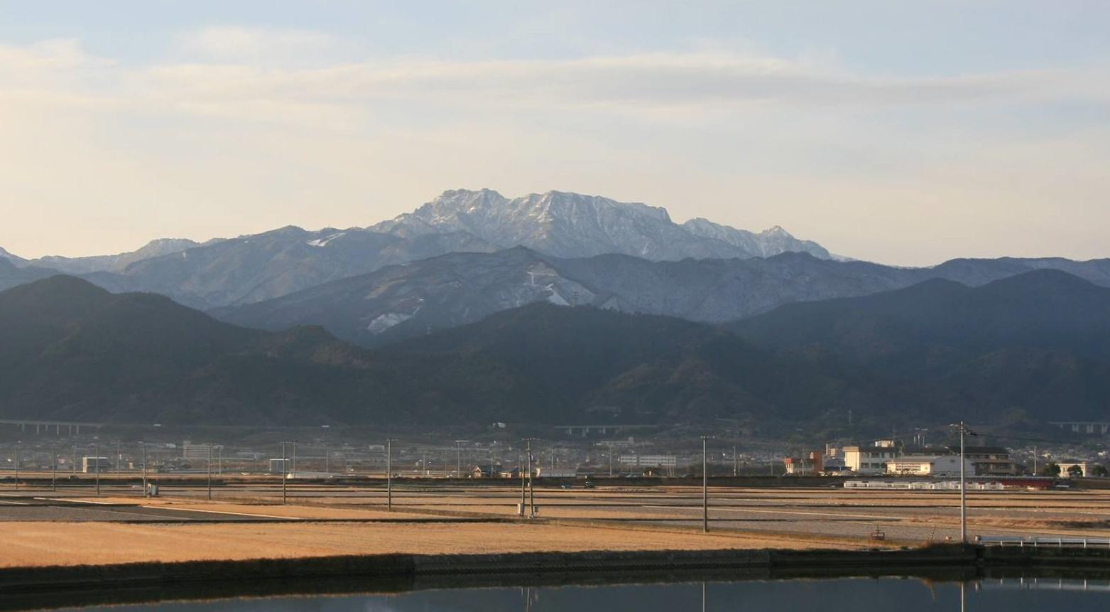 【石鎚山】西日本最高峰1982m(日本百名山)