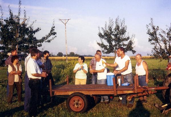Baumschneidelehrgang, 1999