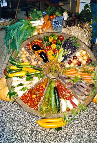 Gemüserad Ausstellung Schramberg und Rottweil, 2006