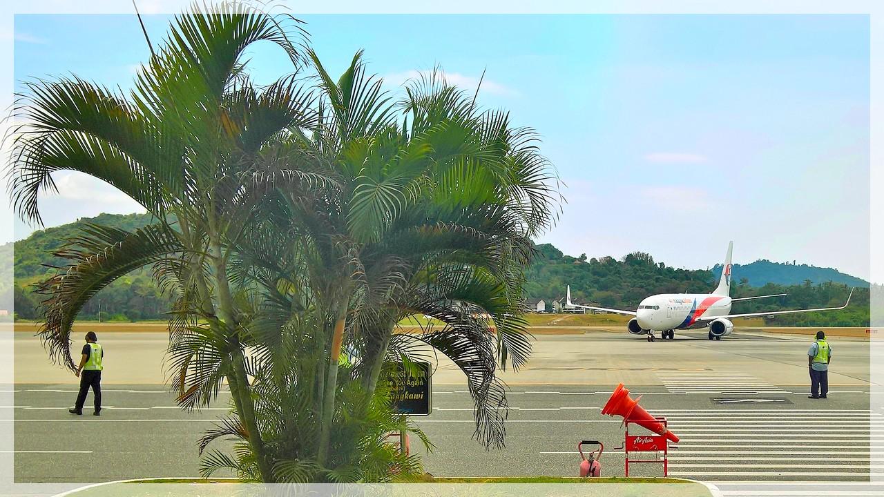 Airport Langkawi/Malaysia