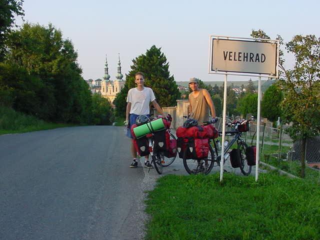Fahrradtour Tschechien