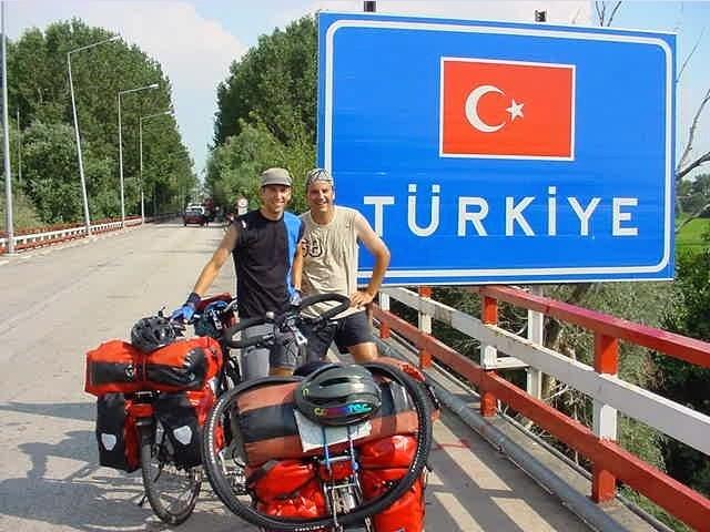 Fahrradtour Türkei