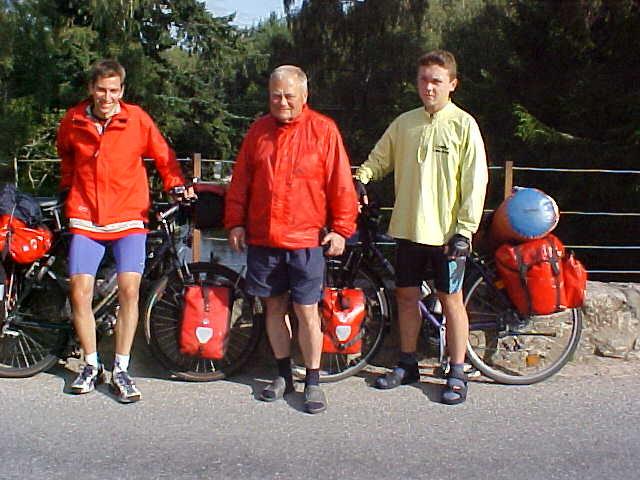 Fahrradtour Schottland