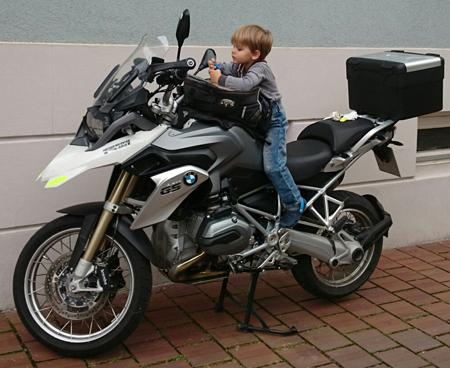 Motorrad Fahrausbildung Begleitmotorrad