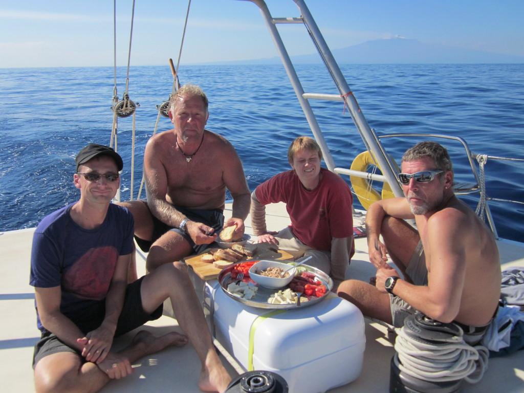 Überführung der Hispania Oktober 2011
