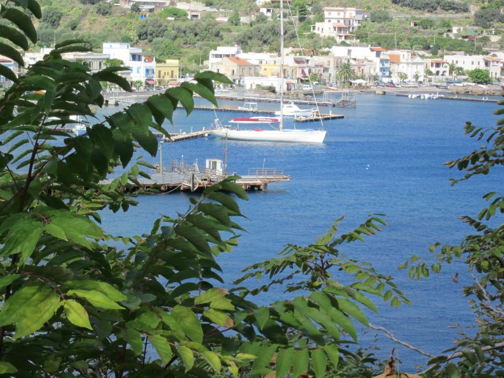 Überführungstörn Oktober 2011 Liparische Inseln