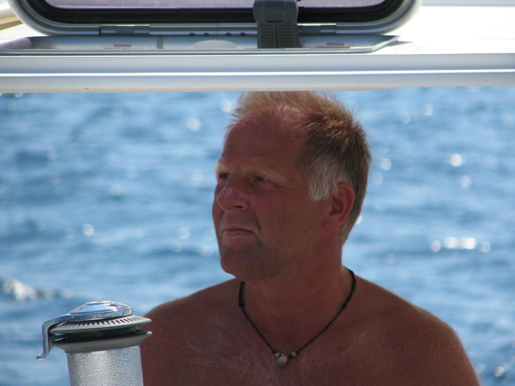 Skipper Siggi Fischer