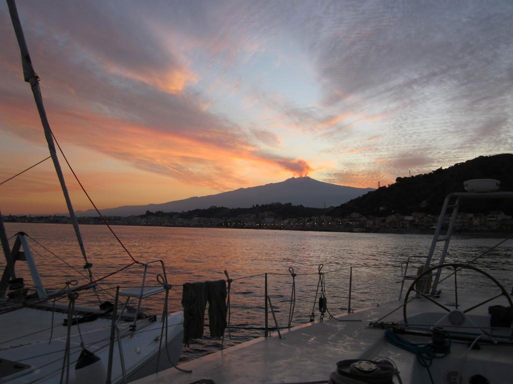 Sizilien - der Etna lebt