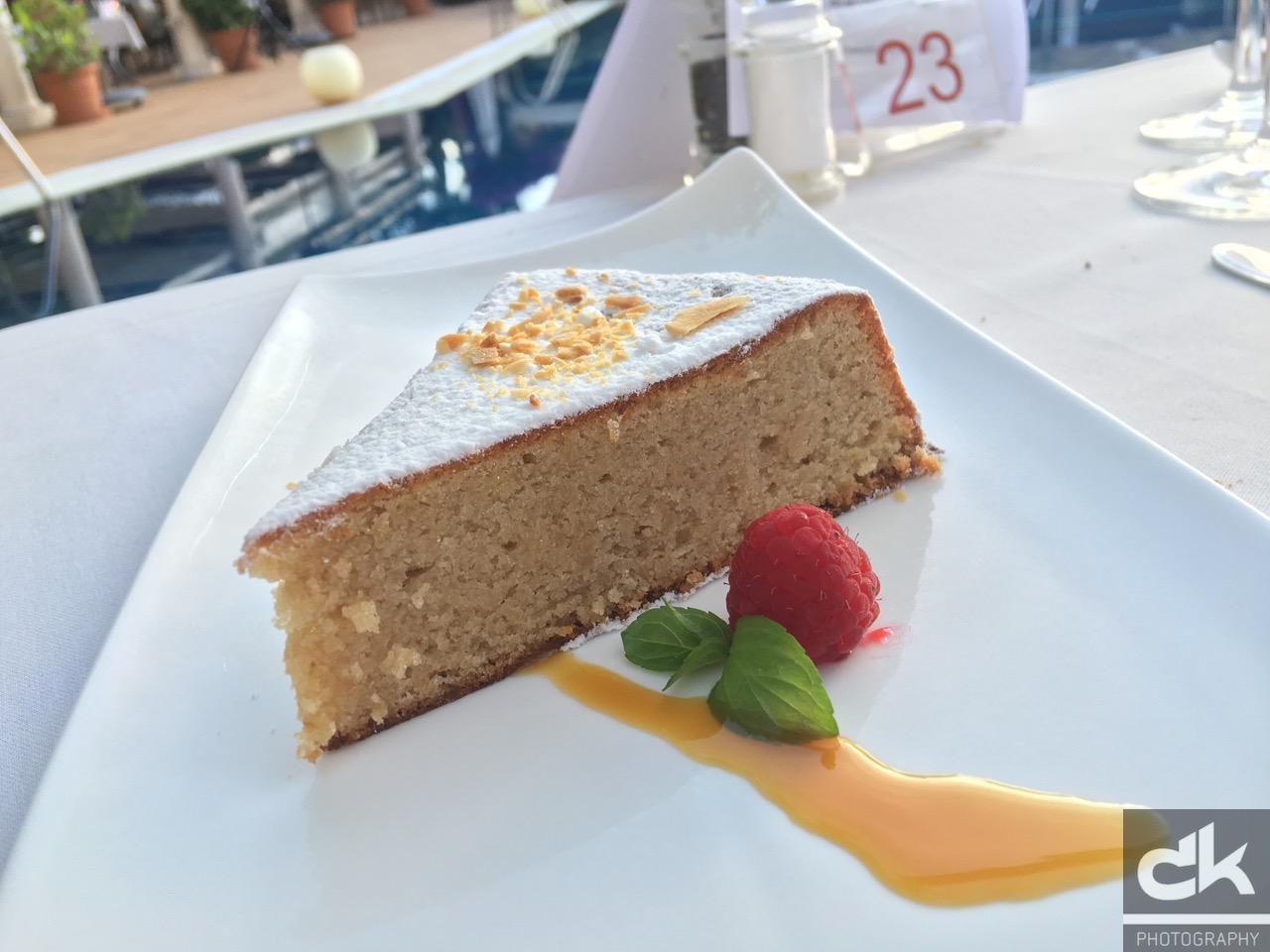 Der Mandelkuchen - ein typisches Mallorca-Dessert