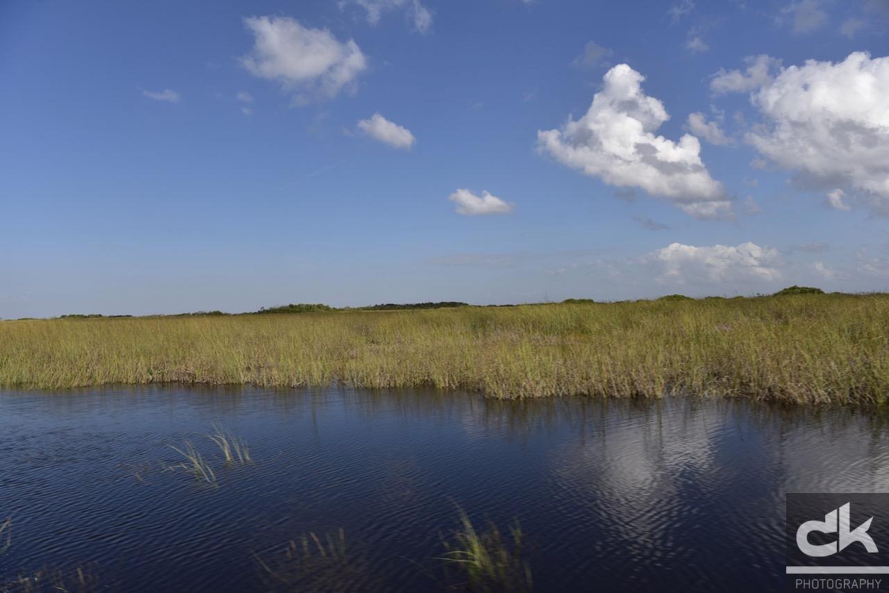 Fahrt mit dem Propellerboot durch die Everglades