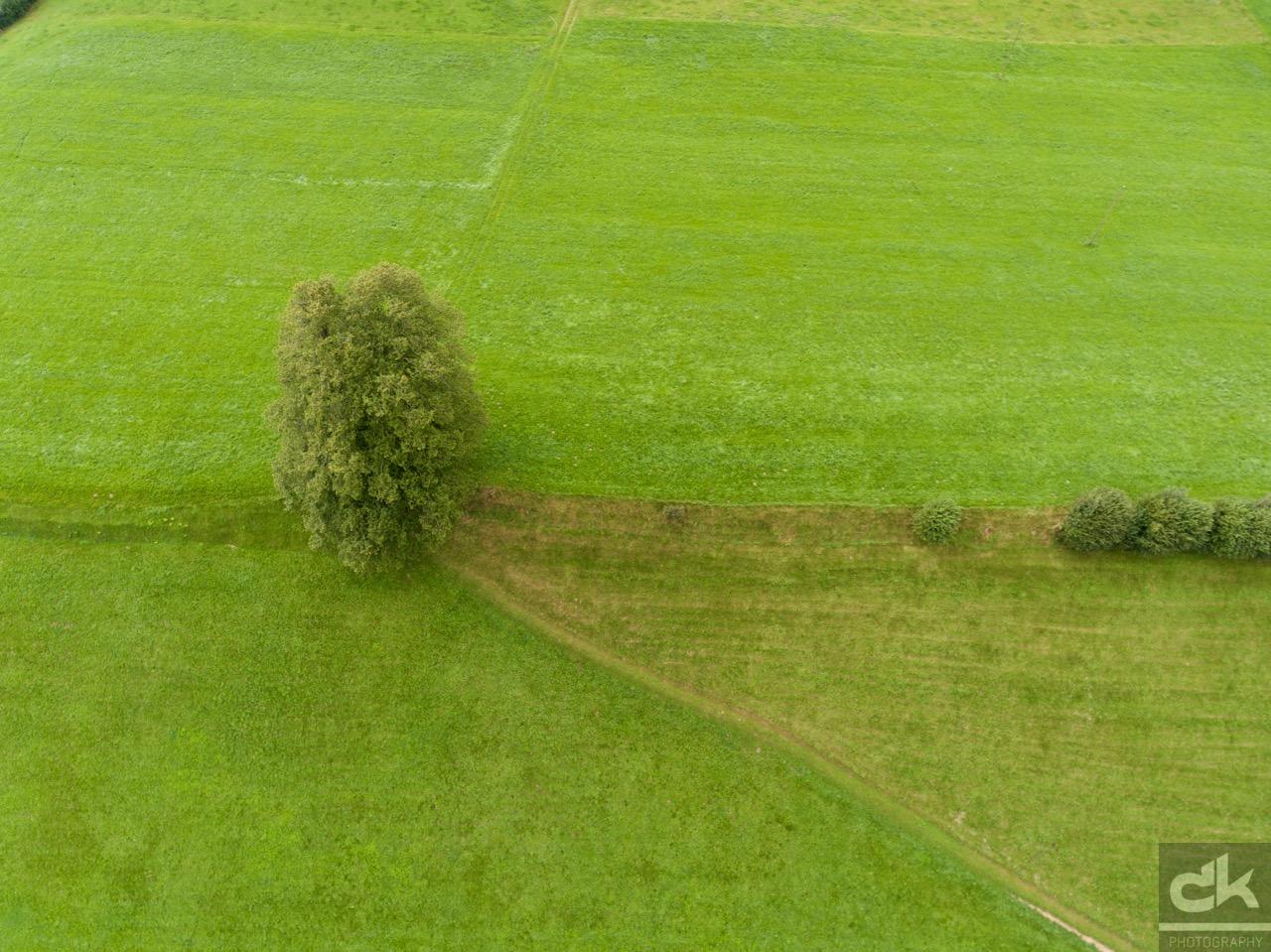 Impressionen aus der Luft (September 2016, Emmental, Schweiz)
