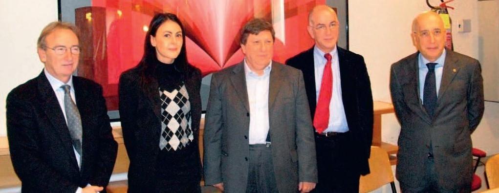 La squadra di Civitanova (Palazzo e Valentini) 2009