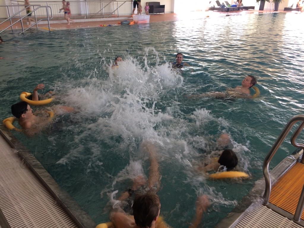 Organisation Schwimmkurs in Lingenau - für Anfänger und leicht fortgeschrittene Schwimmer