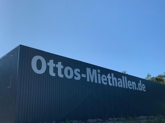 Ottos-Miethallen Betriebsgelände