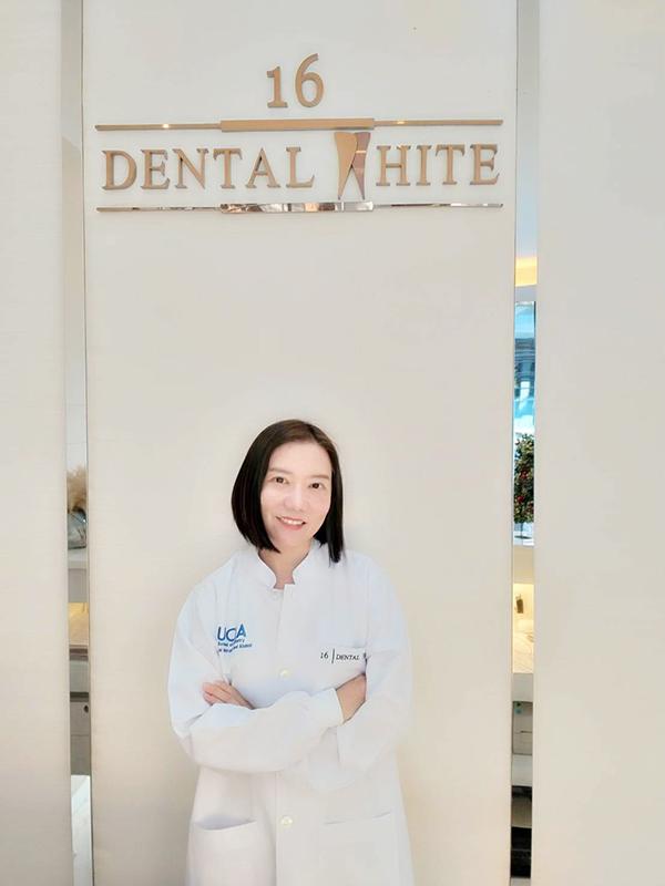 ピムピサー先生は、チュラロンコン大学で歯科の学士、さらにマヒドン大学で修士、歯科矯正、インビザライン・プロバイダーの専門医として証書を取得しています。