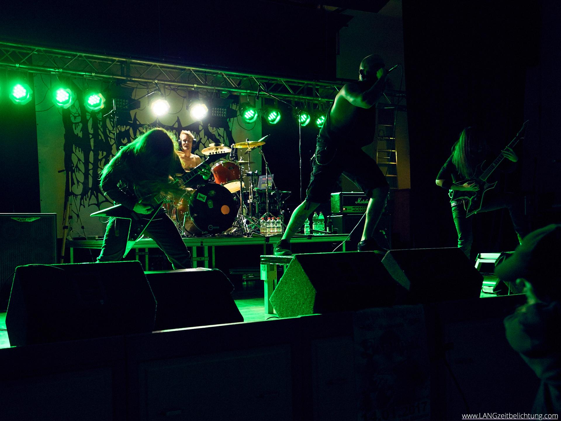 @ Woid Weyd Metal Winter Feast 2016, Viechtach/GER