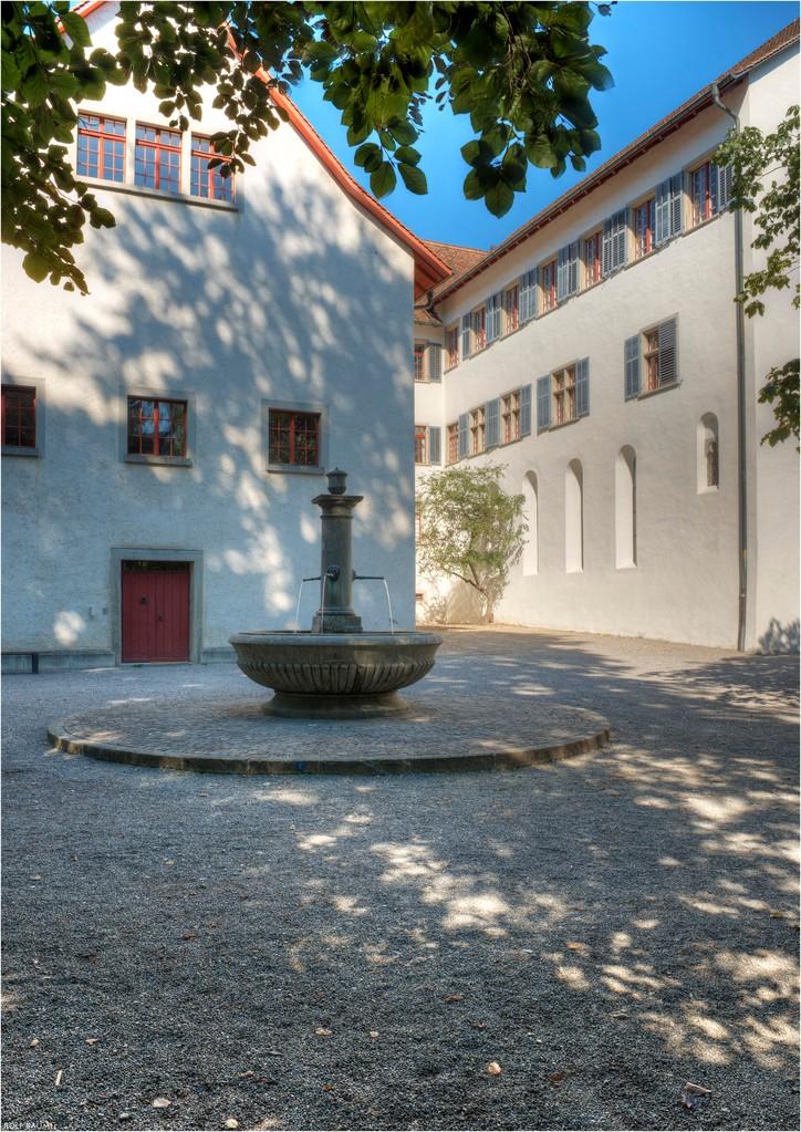 Kloster Wettingen Aussenansicht