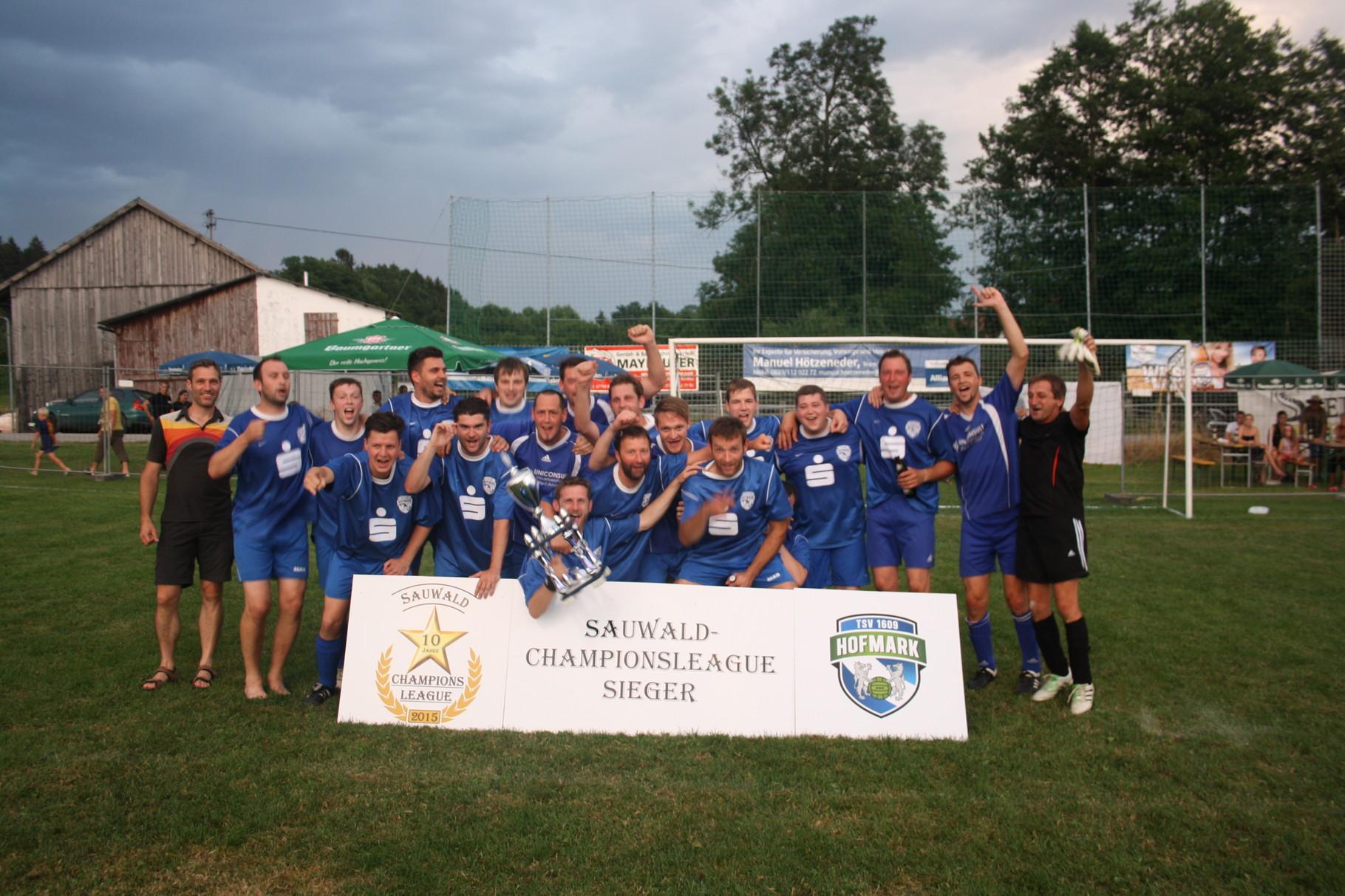 Champion 2015 - TSV 1609 Hofmark