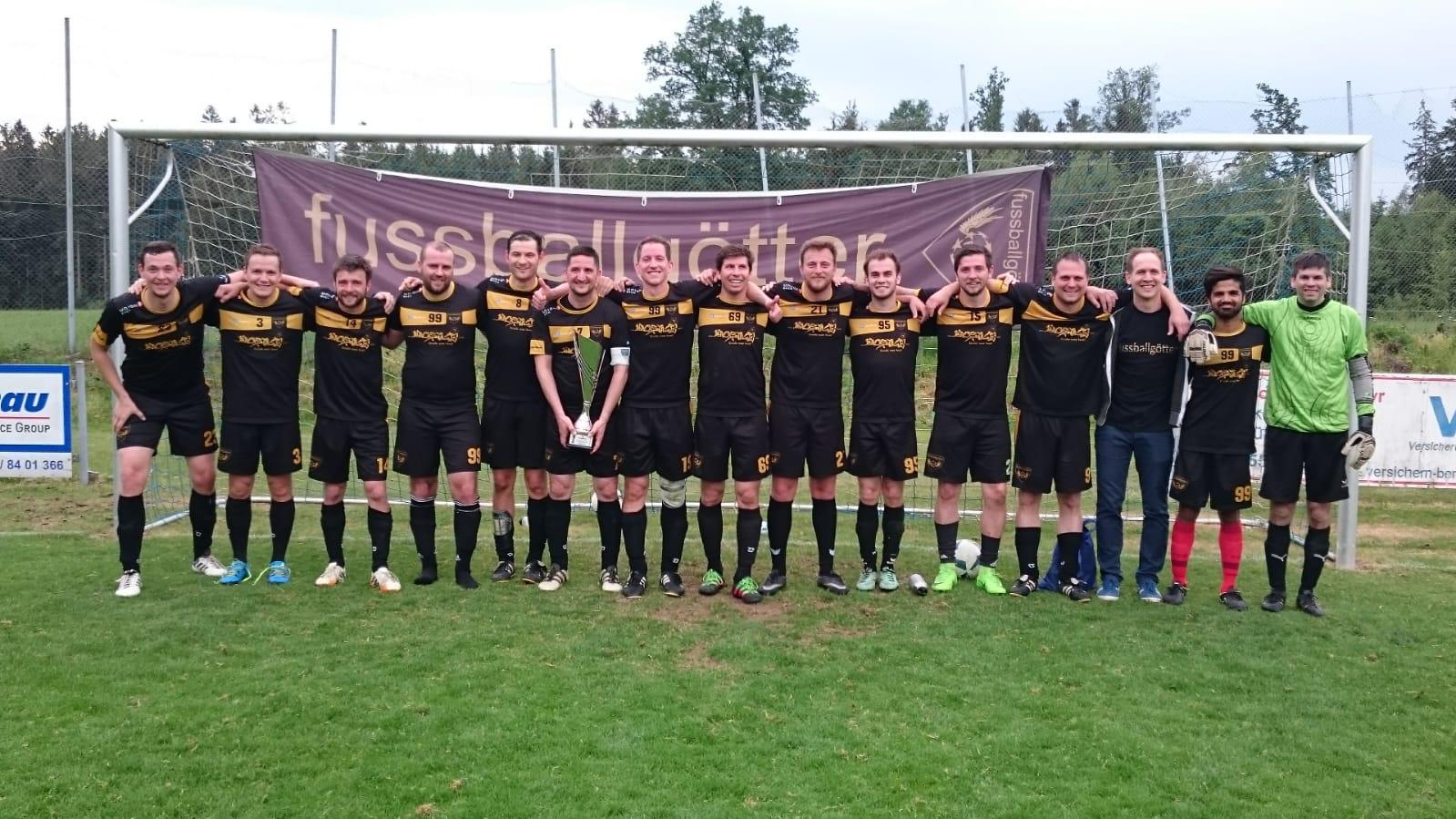 Supercup Champion 2018 - Fussballgötter Bach
