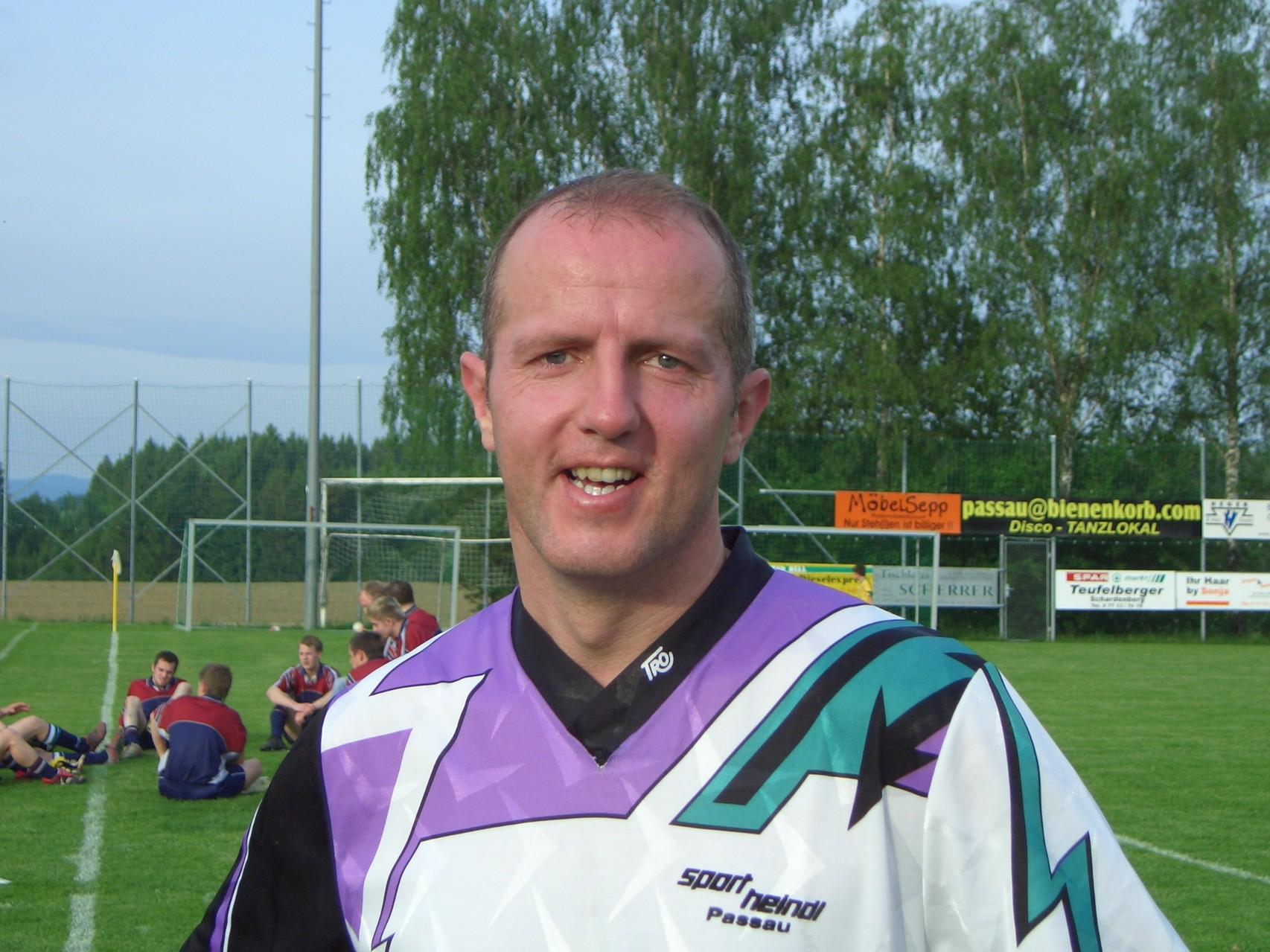 Torschützenkönig 2007 - Mayr Gerhard