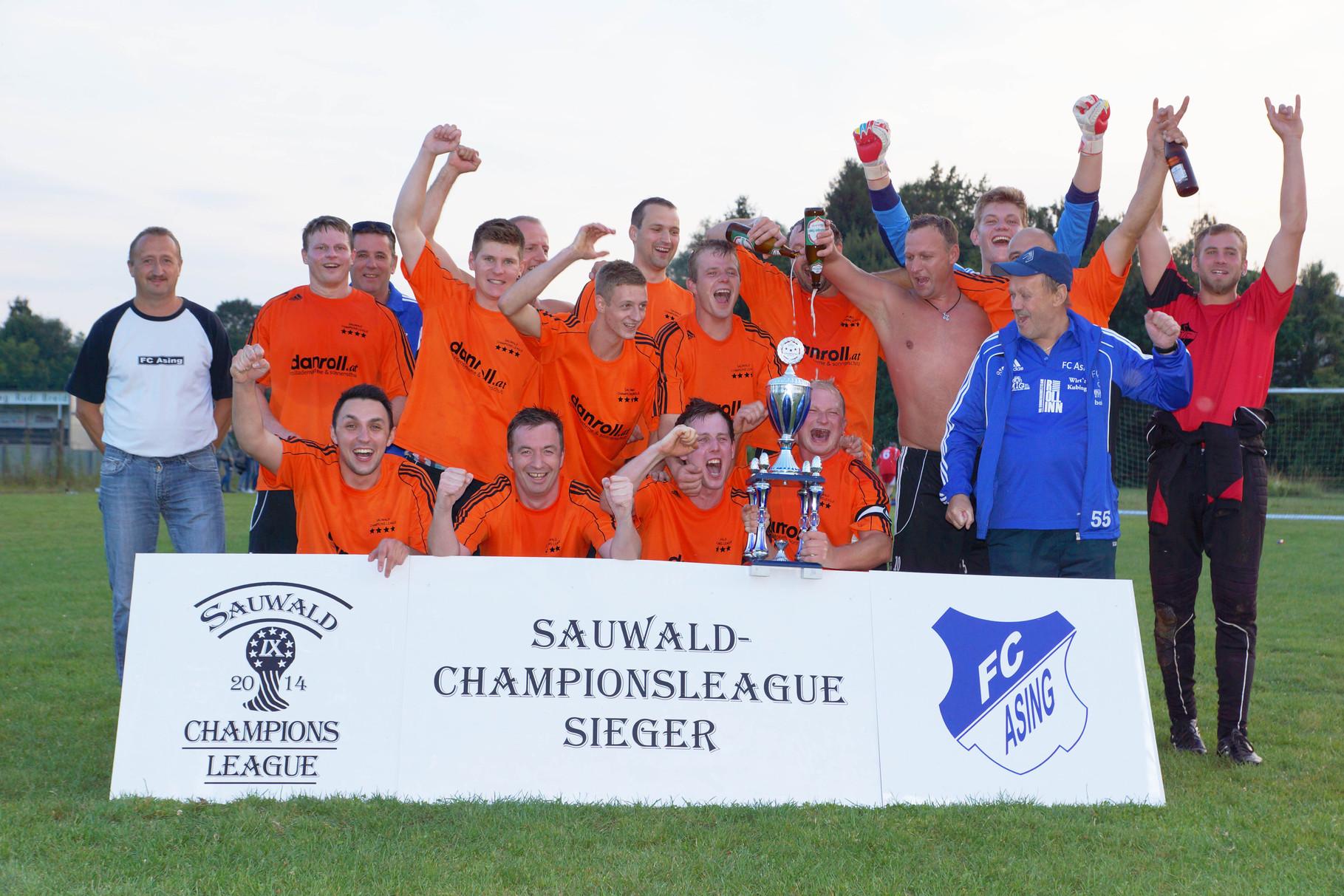 Champion 2014 - FC Asing