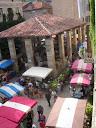 Le marché du dimanche matin...plus qu'un marché !