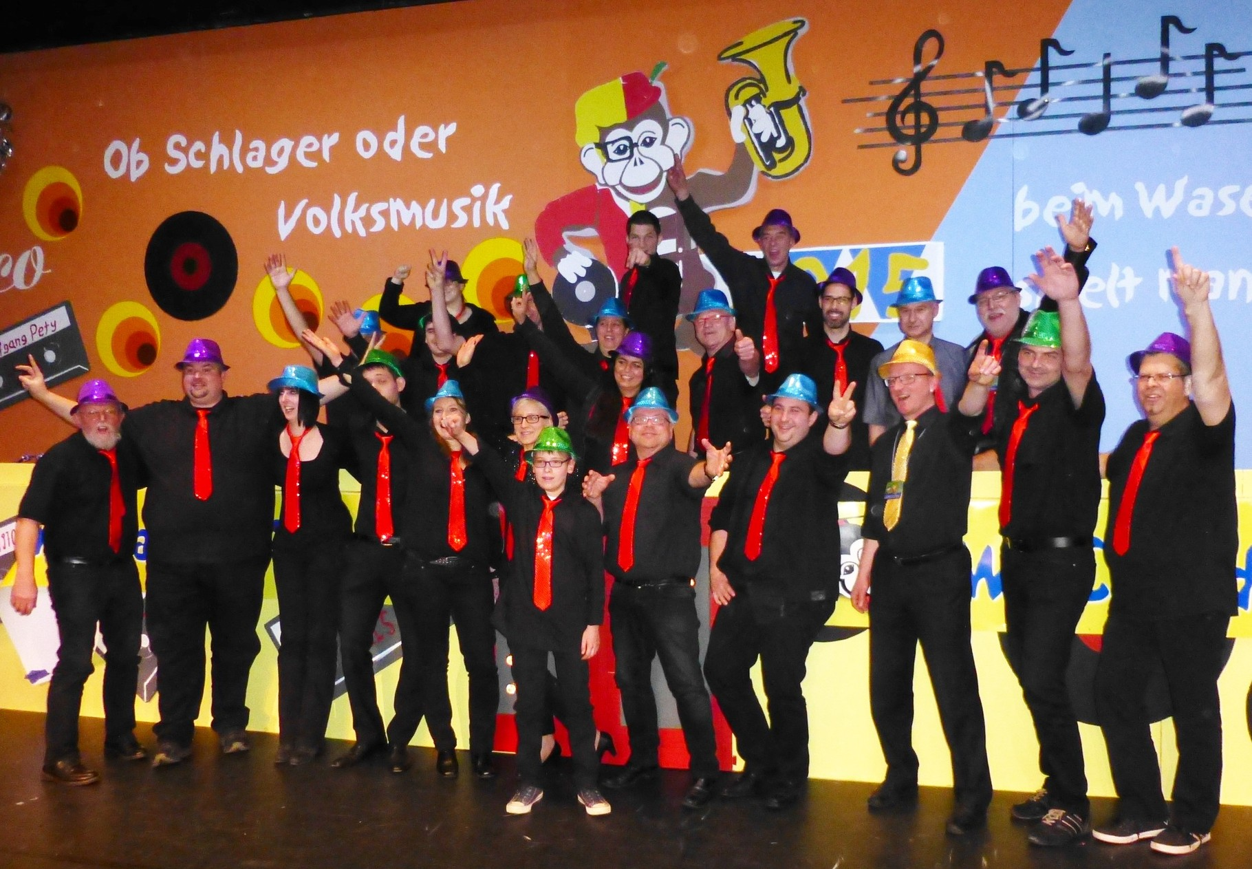 """""""Froschbacher Party-Band"""""""