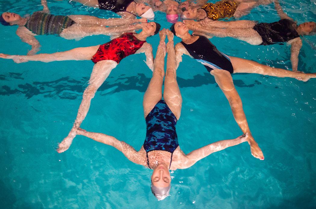 Natation Synchronisée - Marseille - Aquabul
