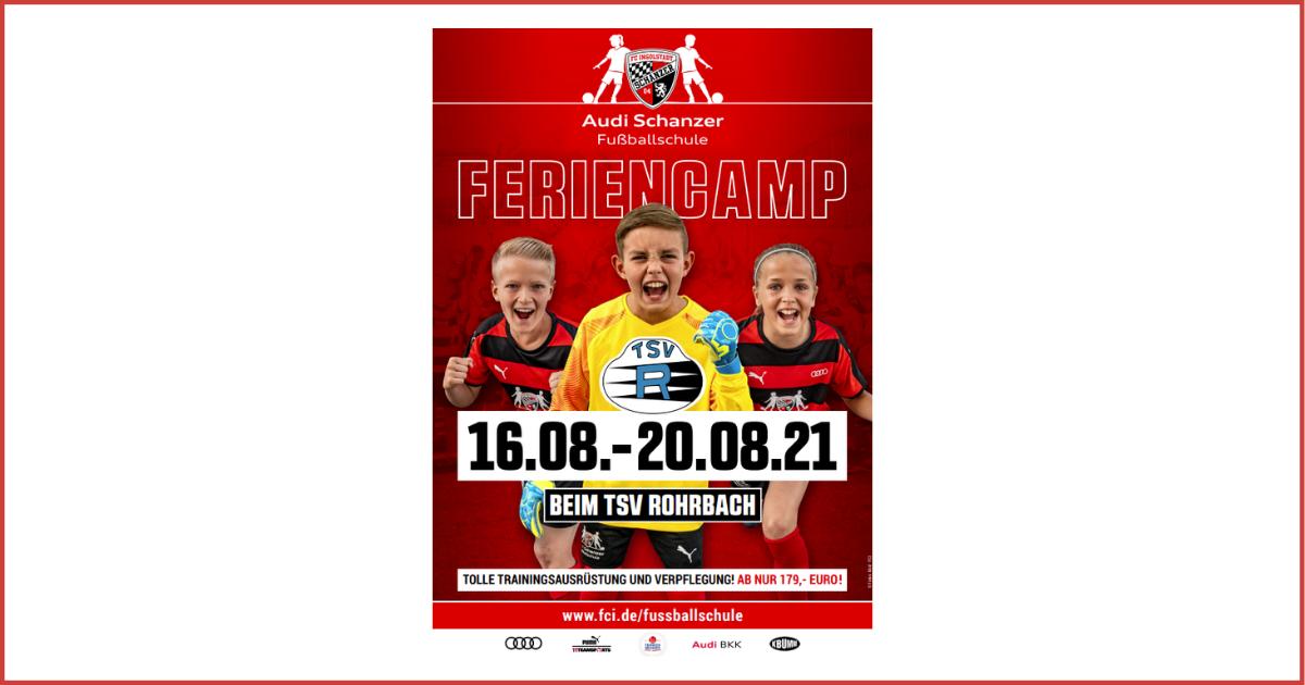 Audi-Schanzer-Fußballcamp