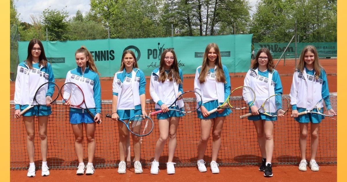 Rohrbacher Mädchen holen sich die Meisterschaft