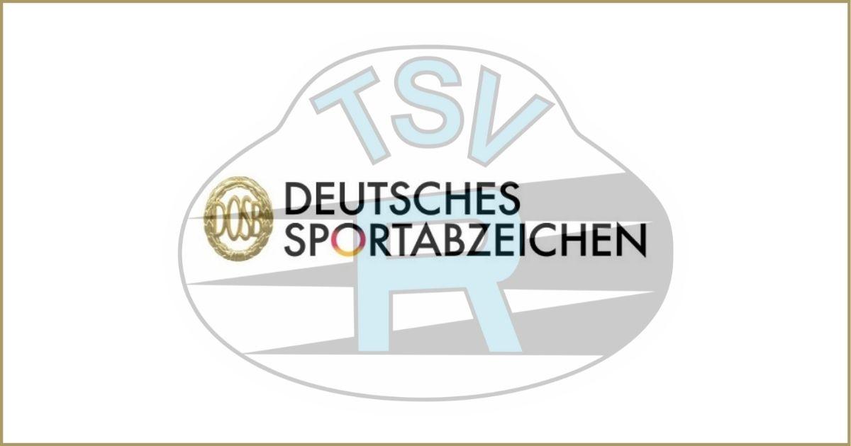 TSV-Sportabzeichen-Treff