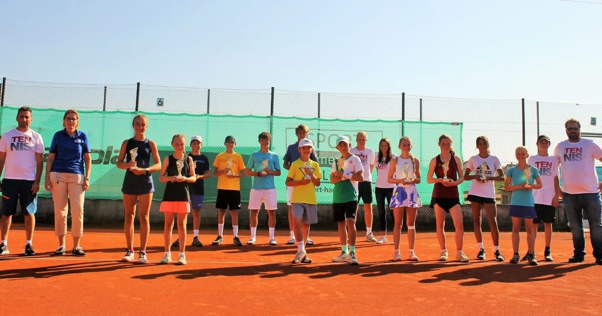 1. Holledau Open: Deutschlands Top Talente zeigen begeisterndes Tennis