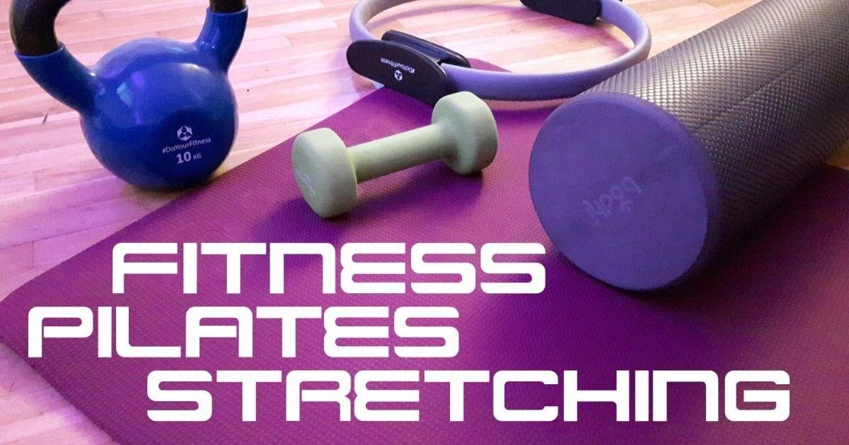 Fitness-Pilates-Stretching >>Onlinekurs mit Bettina>> ACHTUNG: Neuer Instagram-Kanal