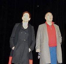 Alexandre Fabre et Marie Réache