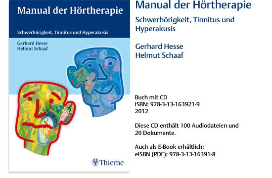 Literaturhinweis: Schwerhörigkeit, Tinnitus und Hyperakusis