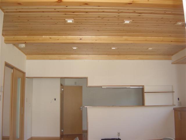 杉板の天井いかがですか?