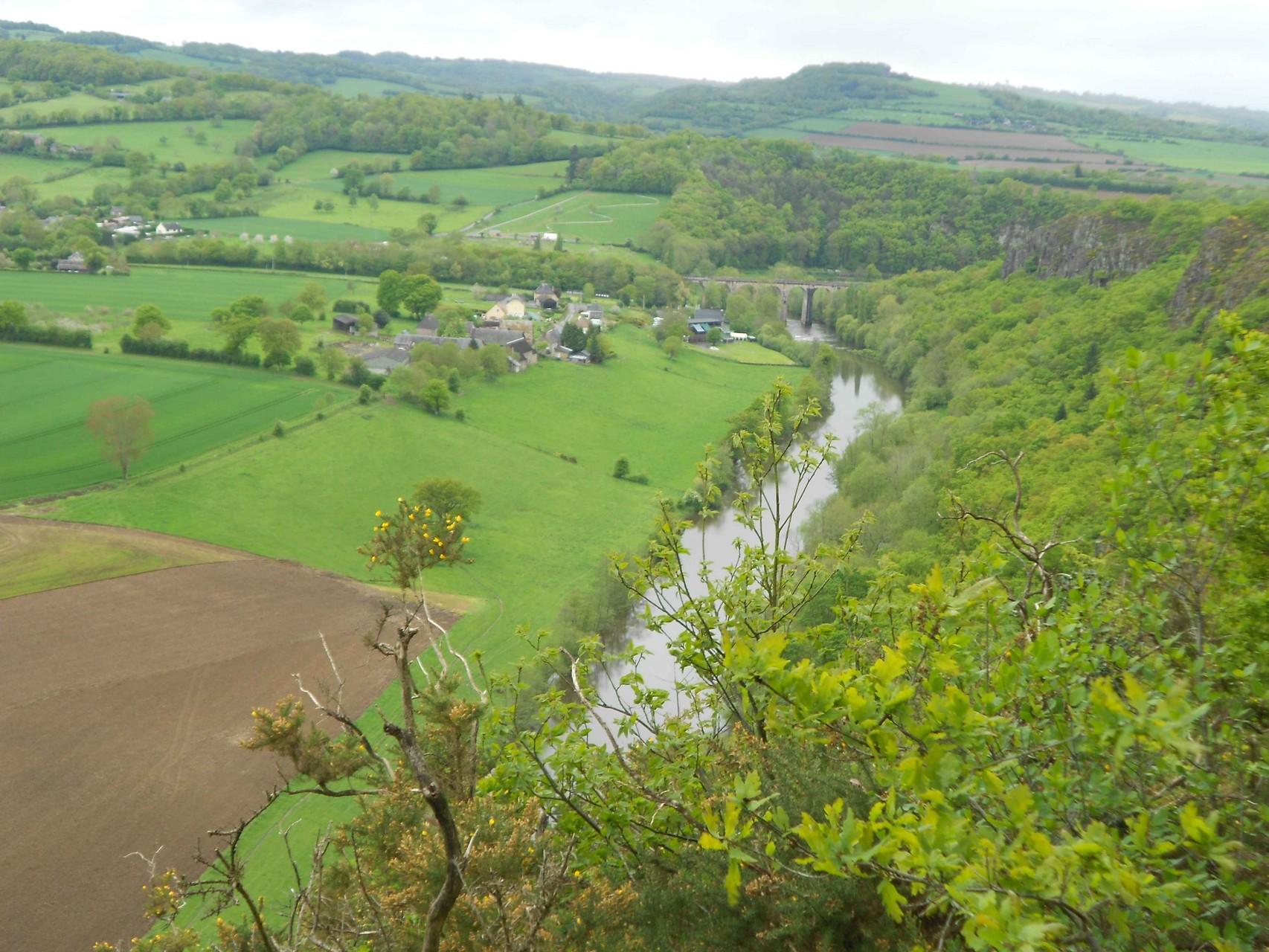 Club de randonnée de Romorantin Sologne - séjour en Suisse Normande