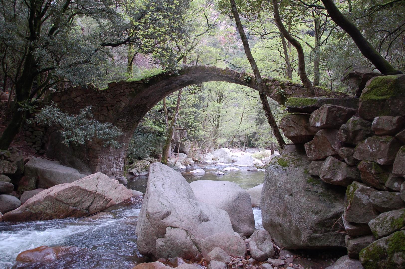 2ème rando:pont génois...