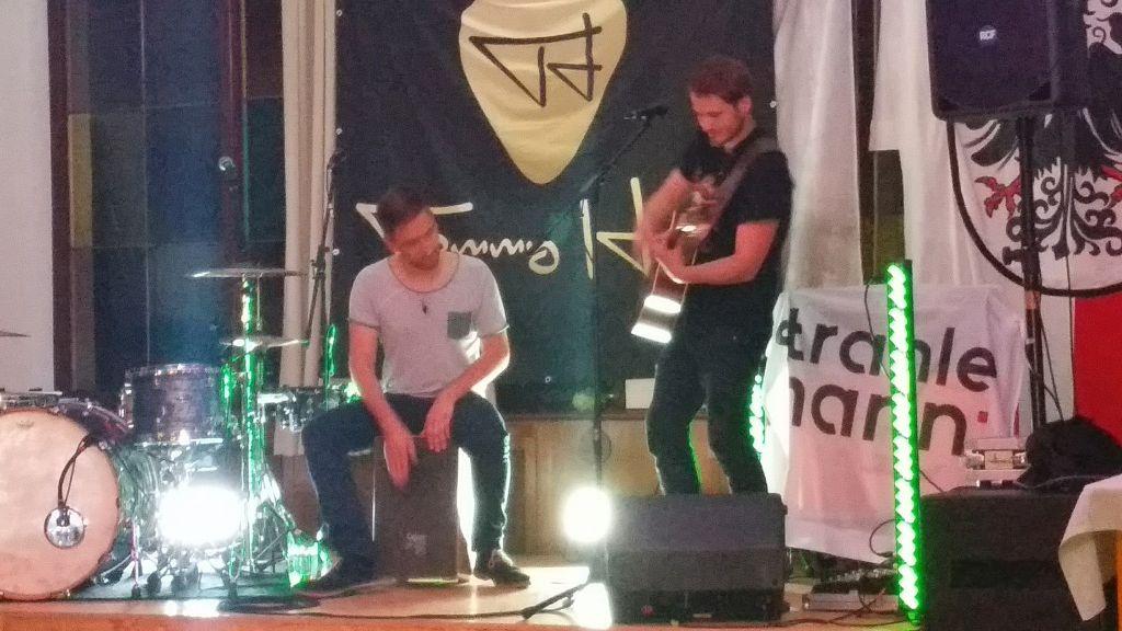 Tommy Haug: Handgemachte Musik und tolle Stimme!
