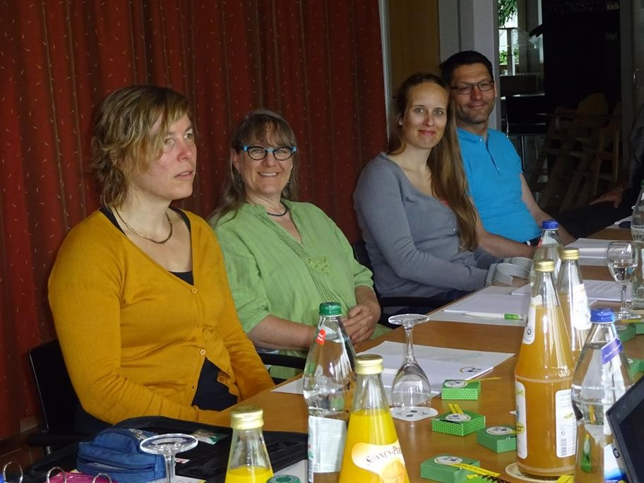 Vertraute und neue Gesichter bei der Jahreshauptversammlung 2015 in Lobbach.