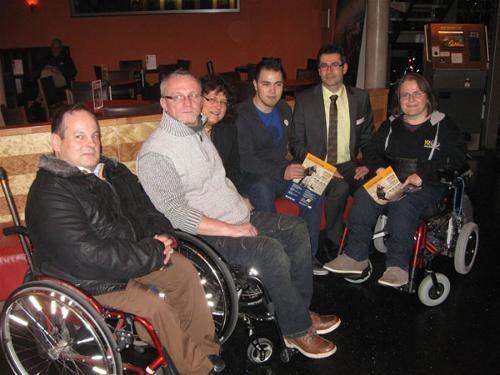 Bild: Treffen im Kino Diskussionsabend