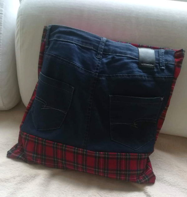 Der alten Jeans ein neues Leben einhauchen macht Spaß.