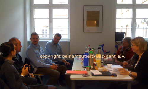 Bild: Vereinstreffen November 2011