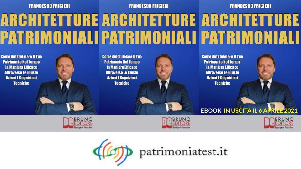 E-book Architetture Patrimoniali