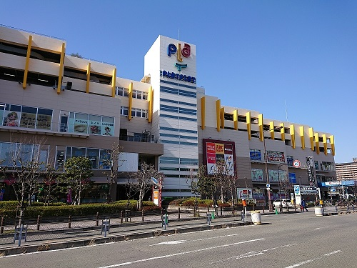 堺駅前の商業施設「プラットプラット」も当店からすぐ近くです!