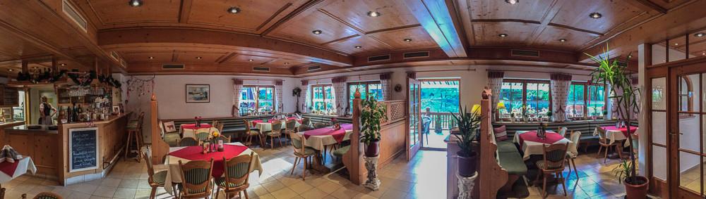Unser See-Restaurant ... Platz für ca. 50 Personen