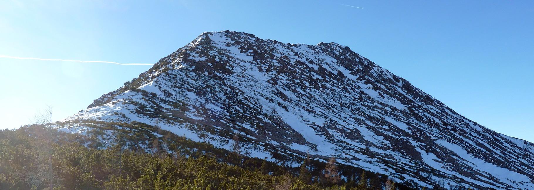 Ein lohnenswerter Gipfel Wizi´s Bergwelt Das Tourenportal
