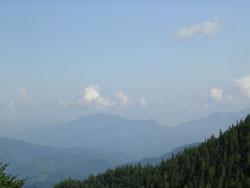 Schönwetterwolke ohne Höhenentwicklung