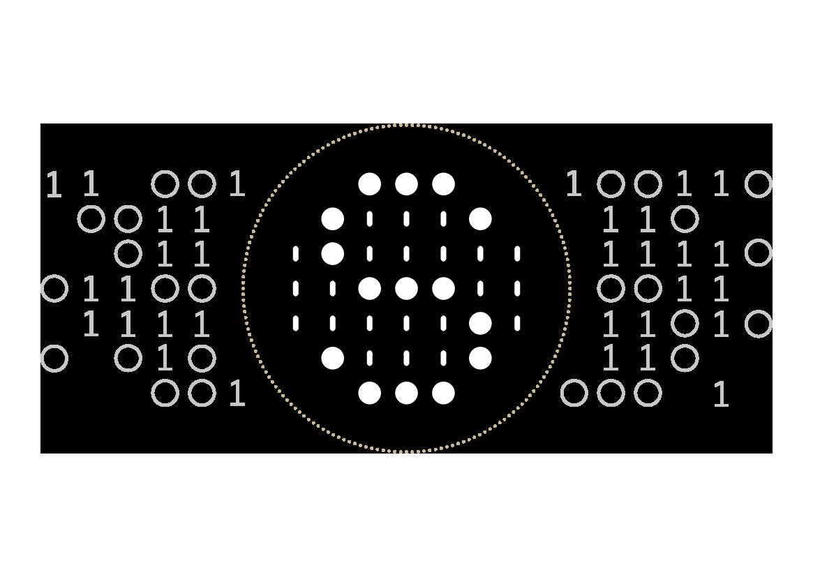 Konstruktionszeichnung: Logo Sterlink Digital Consulting