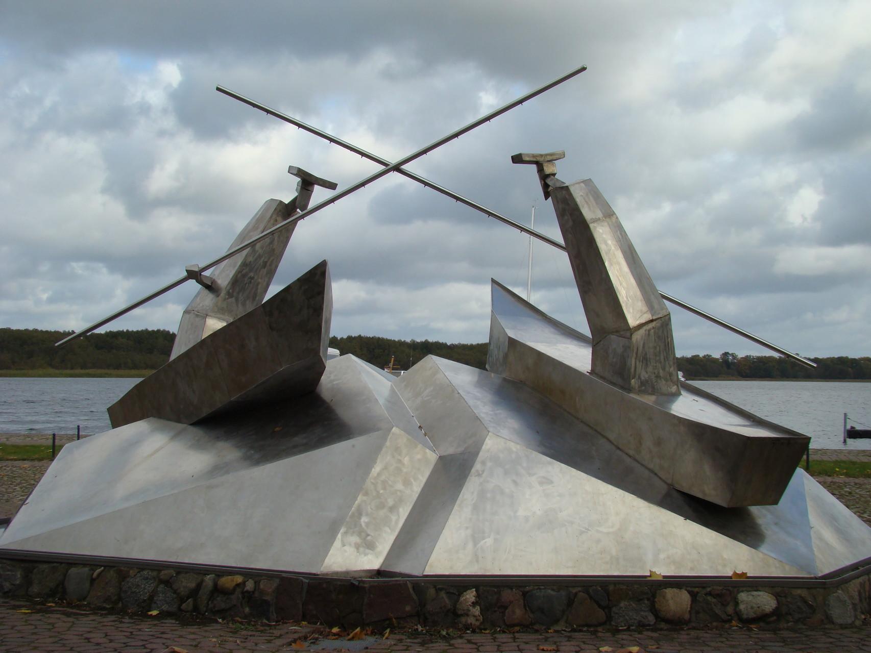 Seeschlacht, Wustrau